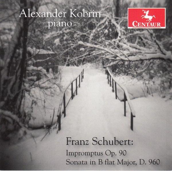 Franz Schubert - Alexander Kobrin - Musik - CENTAUR - 0044747369525 - September 4, 2020