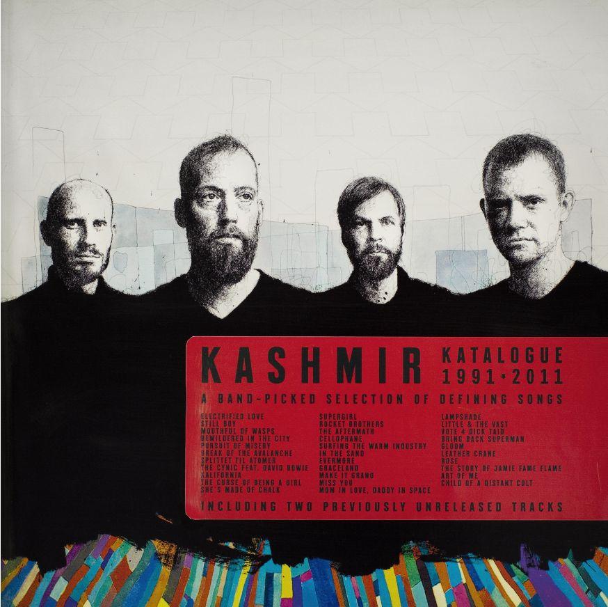 Katalogue - Kashmir - Musik - Sony Owned - 0886979344525 - 11/11-2011
