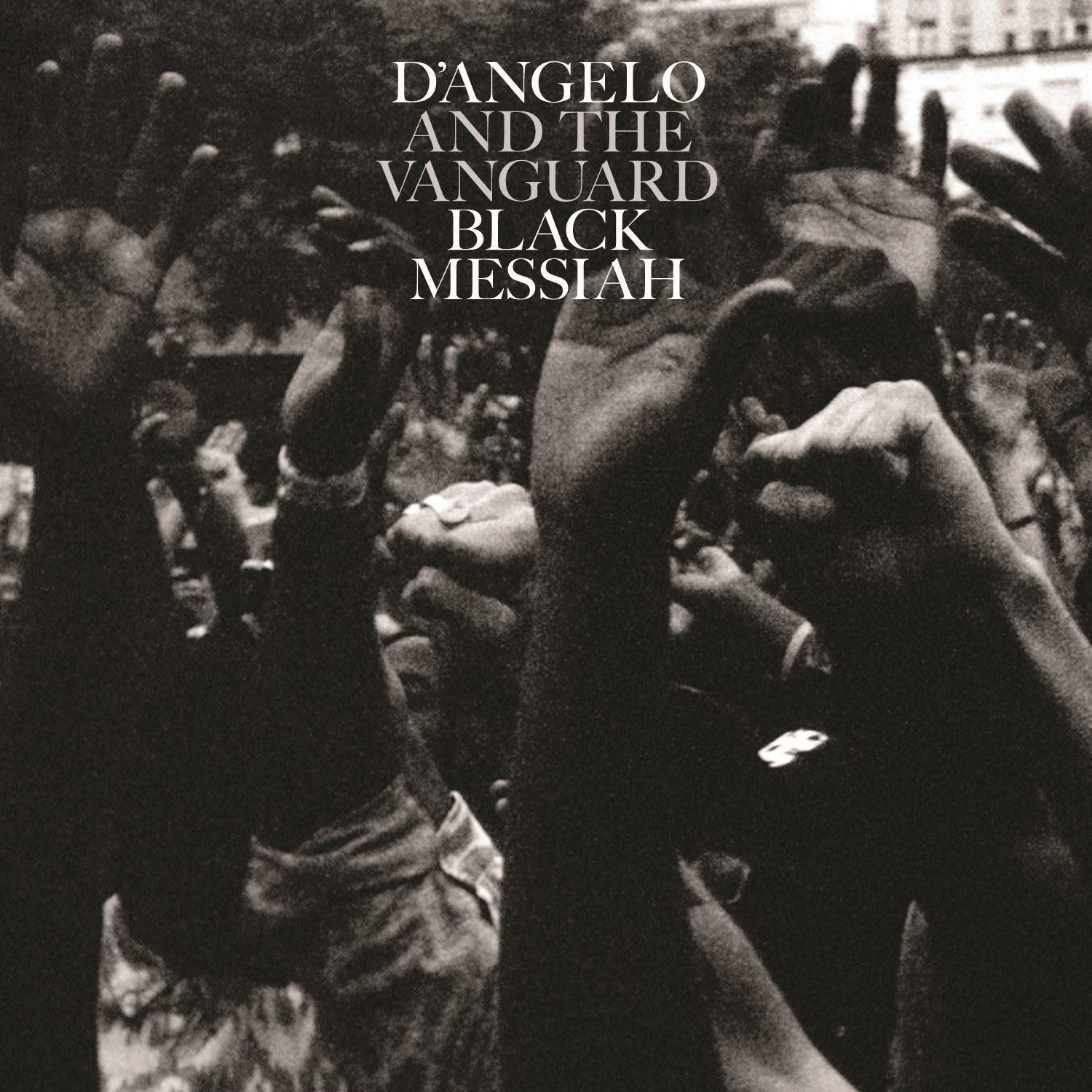 Black Messiah - D'Angelo and The Vanguard - Musik - RCA - 0888750565525 - 15. desember 2014