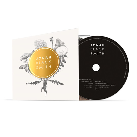 Jonah Blacksmith - Jonah Blacksmith - Musik - Sony Owned - 0889854150525 - February 17, 2017