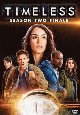 Timeless: Season 02 - Finale - Timeless: Season 02 - Finale - Film -  - 0043396558526 - June 11, 2019