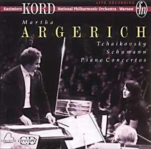 Piano Concertos - Argerich. Martha - Musik - IMT - 0044001130526 - October 23, 2015