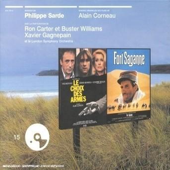 Le Choix Des Armes / Fort Saganne / O.s.t. - Le Choix Des Armes / Fort Saganne / O.s.t. - Musik - EMARCY - 0044001411526 - 20/3-2008
