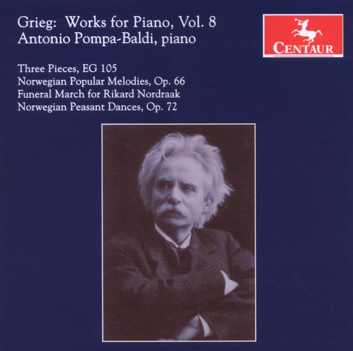 Virtual Rachmaninoff - David Cope - Musik - CENTAUR - 0044747289526 - 30/4-2014