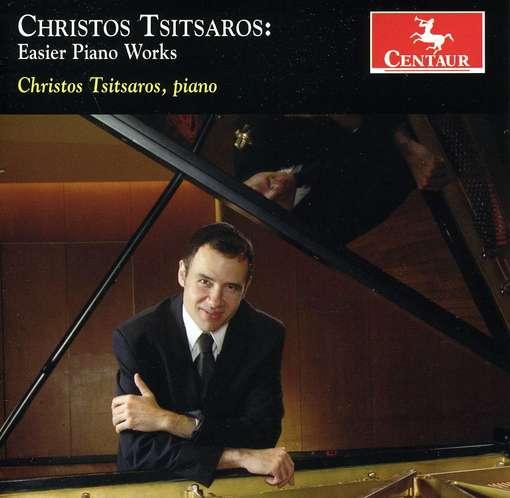 Easier Piano Works - Tsitsaros - Musik - Centaur - 0044747317526 - 24/4-2012