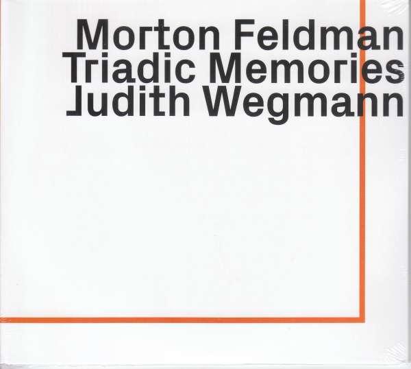 Triadic Memories - Morton Feldman - Musik -  - 0752156102526 - September 25, 2020