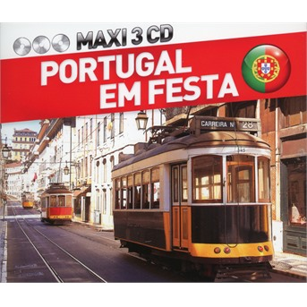 3cd- - Portugal Em Festa - Musik - WAGRAM - 3596972888526 - 1970