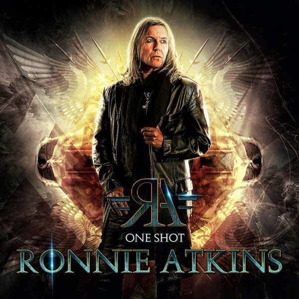 One Shot - Ronnie Atkins - Musik - FRONTIERS - 8024391109526 - 12/3-2021