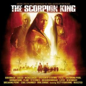 The Scorpion King - O.s.t - Musik - SOUNDTRACK/SCORE - 0044001711527 - 3/2-2017