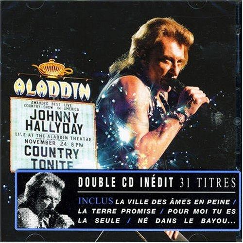 Las Vegas 96 - Johnny Hallyday - Musik - MERCURY - 0044007722527 - 13/3-2007