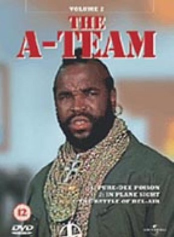 A-team-volume 2 - Frank Lupo Stephen J. Cannell - Film - UNIVERSAL PICTURES - 0044007850527 - 1/10-2001