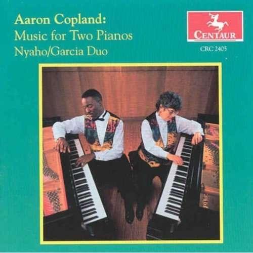 El Salon Mexico / Dances / Rodeo Movements - Copland / Nyaho,william Chapman / Garcia,susanna - Musik - Centaur - 0044747240527 - 2/12-1998