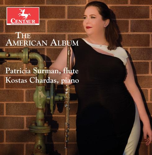 American Album - Dorff / Schwantner / Foss / Surman / Chardas - Musik - CAV - 0044747352527 - 11/11-2016