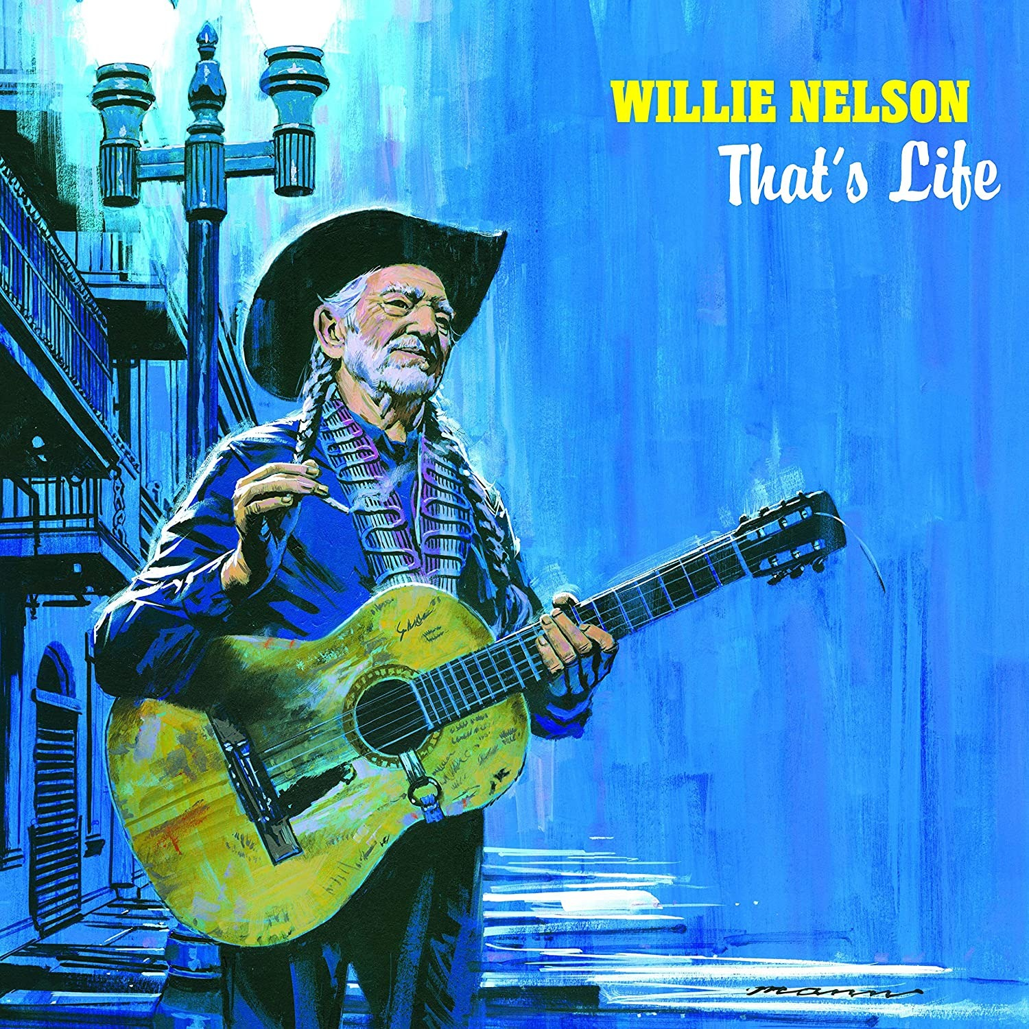 That's Life - Willie Nelson - Musik - LEGACY - 0194398394527 - 26/2-2021