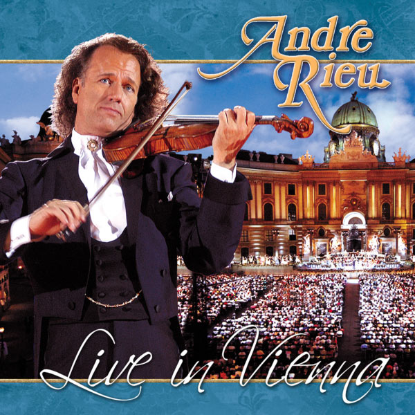 Live in Vienna - Andre Rieu - Musik - CLASSICAL - 0795041769527 - September 30, 2008