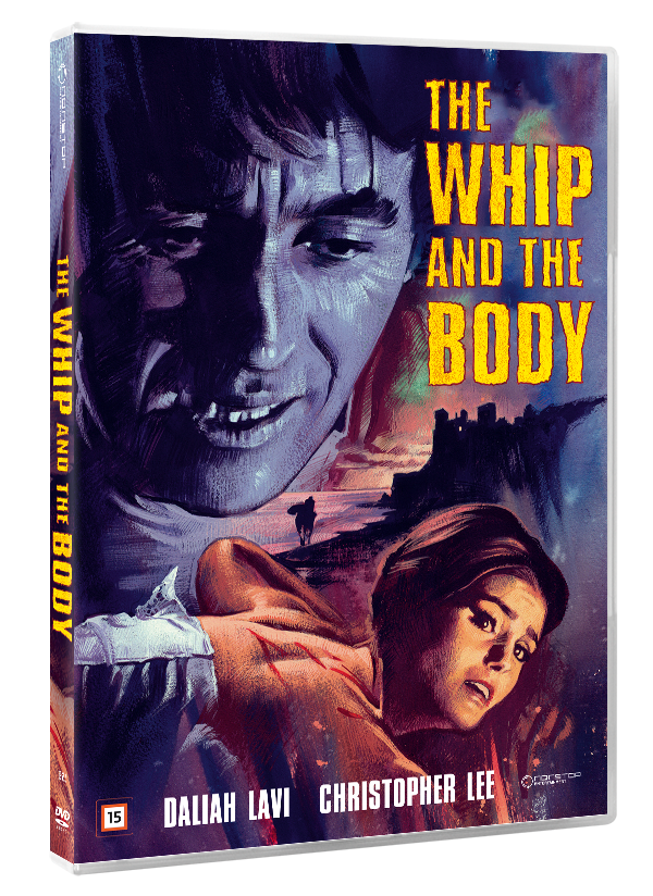 The Whip And The Body - Mario Bava - Film -  - 5709165696527 - April 12, 2021