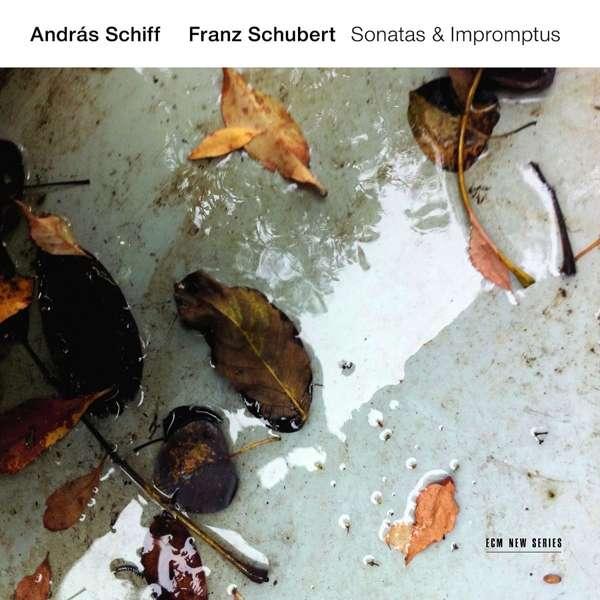 Schubert: Sonatas & Impromptus - Andras Schiff - Musik - CLASSICAL - 0028948172528 - April 11, 2019