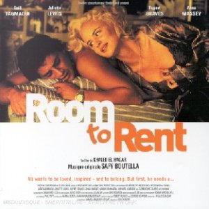 Room to Rent - Safy Boutella - Musik - Universal - 0044001459528 - August 14, 2007