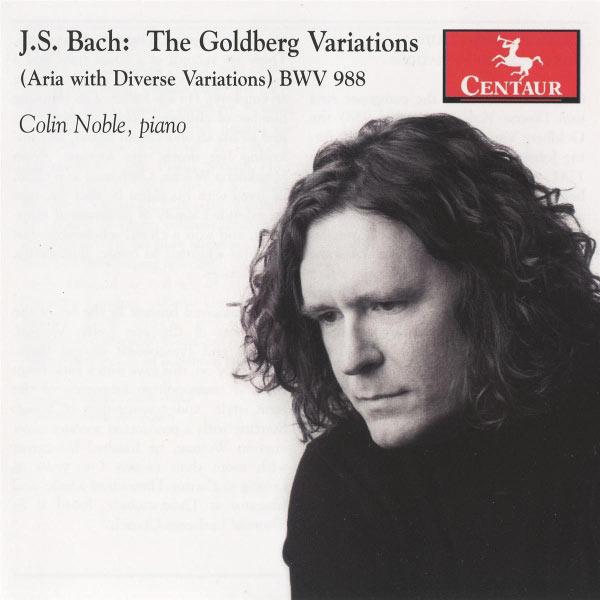 Goldberg Variations - J.s. Bach - Musik - CENTAUR - 0044747313528 - March 21, 2012