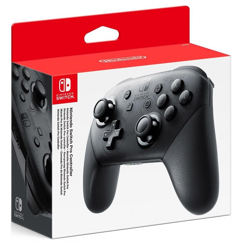 Switch Nintendo Pro Controller - Nintendo - Brætspil -  - 0045496430528 - 12/2-2019