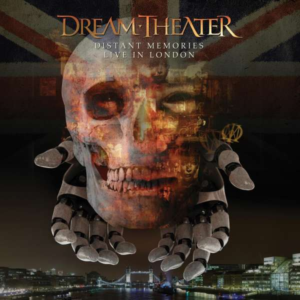 Distant Memories - Live in London - Dream Theater - Musik - INSIDE OUT - 0194397745528 - 27/11-2020