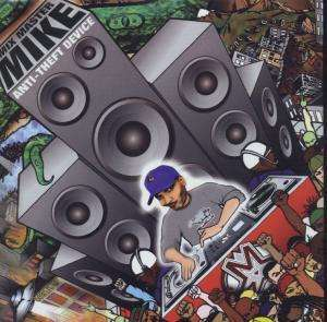 Mix Master Mike - Anti-Theft Device - Mix Master Mike - Musik - Asphodel - 0753027098528 -