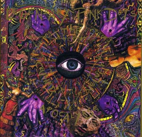 Crushed Velvet Apocalypse - Legendary Pink Dots - Musik - SOLEILMOON - 0753907787528 - May 31, 2011