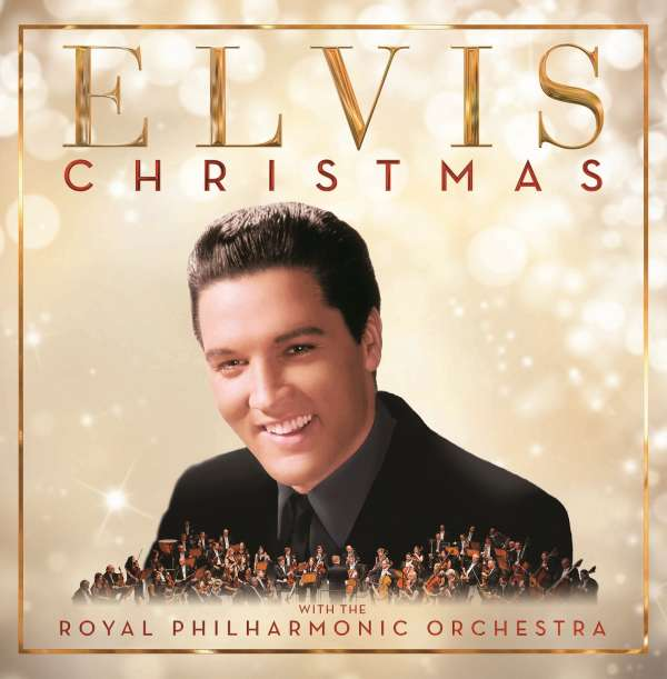 Elvis Christmas - Elvis Presley - Musik - Sony Owned - 0889854443528 - 6/10-2017