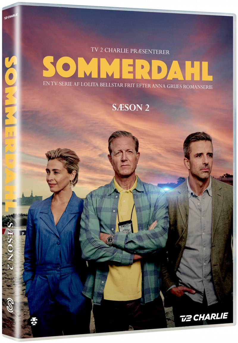 Sommerdahl - Sæson 2 - Sommerdahl - Film -  - 5709165206528 - May 18, 2021
