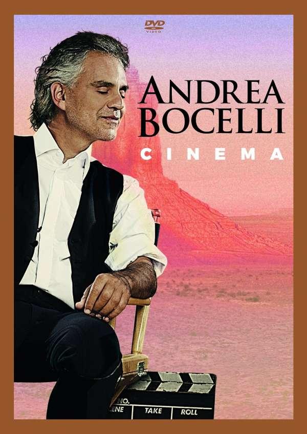 Cinema Special Edition - Andrea Bocelli - Film - Universal - 0044007629529 - 22/4-2016