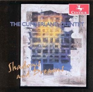 Shadows & Dreams - Tcherepnin / Dollarhide / Jager / Cumberland Quint - Musik - CAV - 0044747233529 - 12/8-2000