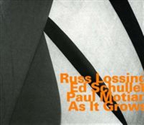 As It Grows - Lossing / Schuller / Motian - Musik - HATOLOGY - 0752156060529 - June 10, 2004
