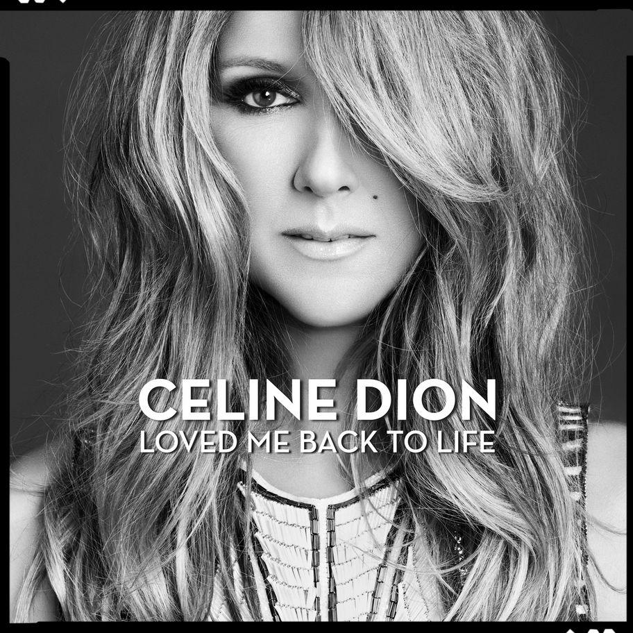 Loved Me Back to Life - Celine Dion - Musik - Sony Owned - 0886971371529 - November 4, 2013