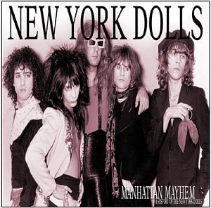 History of the Dolls - New York Dolls - Musik - JUNGLE - 5013145207529 - 20/11-2003