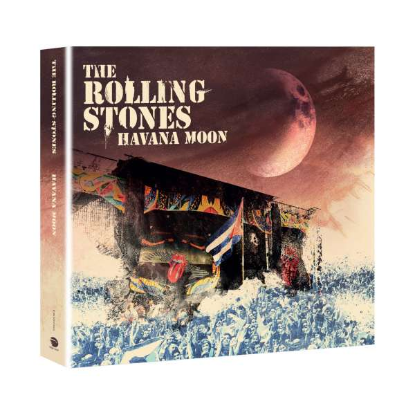 Havana Moon - The Rolling Stones - Film - EAGLE ROCK ENTERTAINMENT - 5051300206529 - 11/11-2016