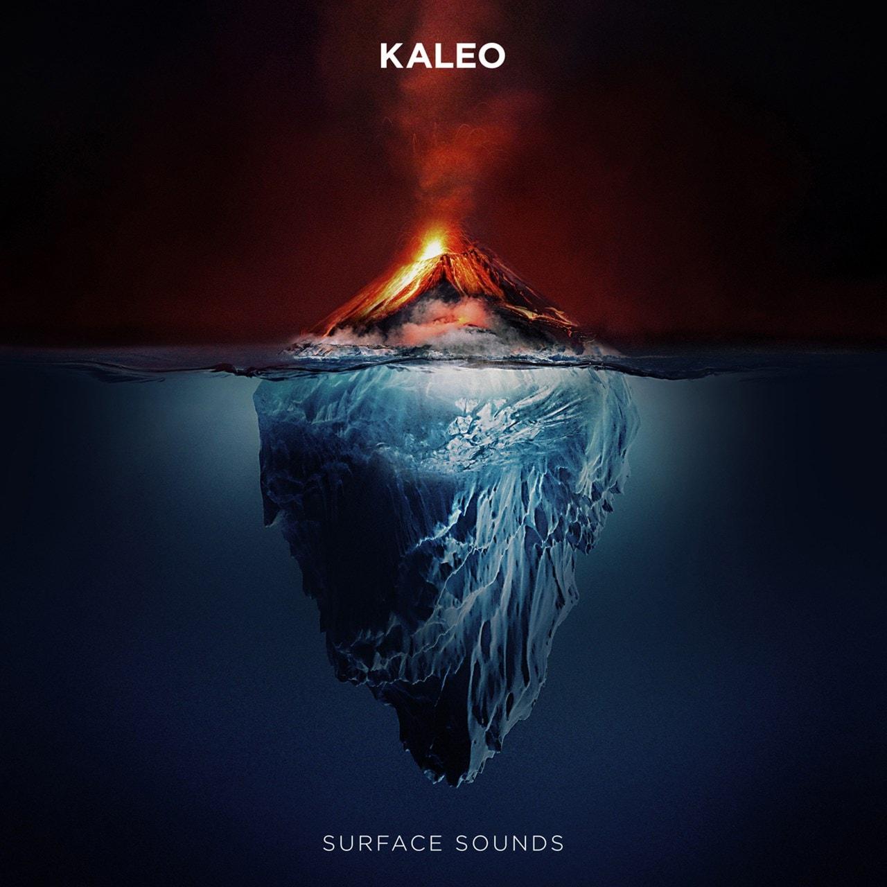 Surface Sounds - Kaleo - Musik - ATLANTIC - 0075678649530 - April 23, 2021
