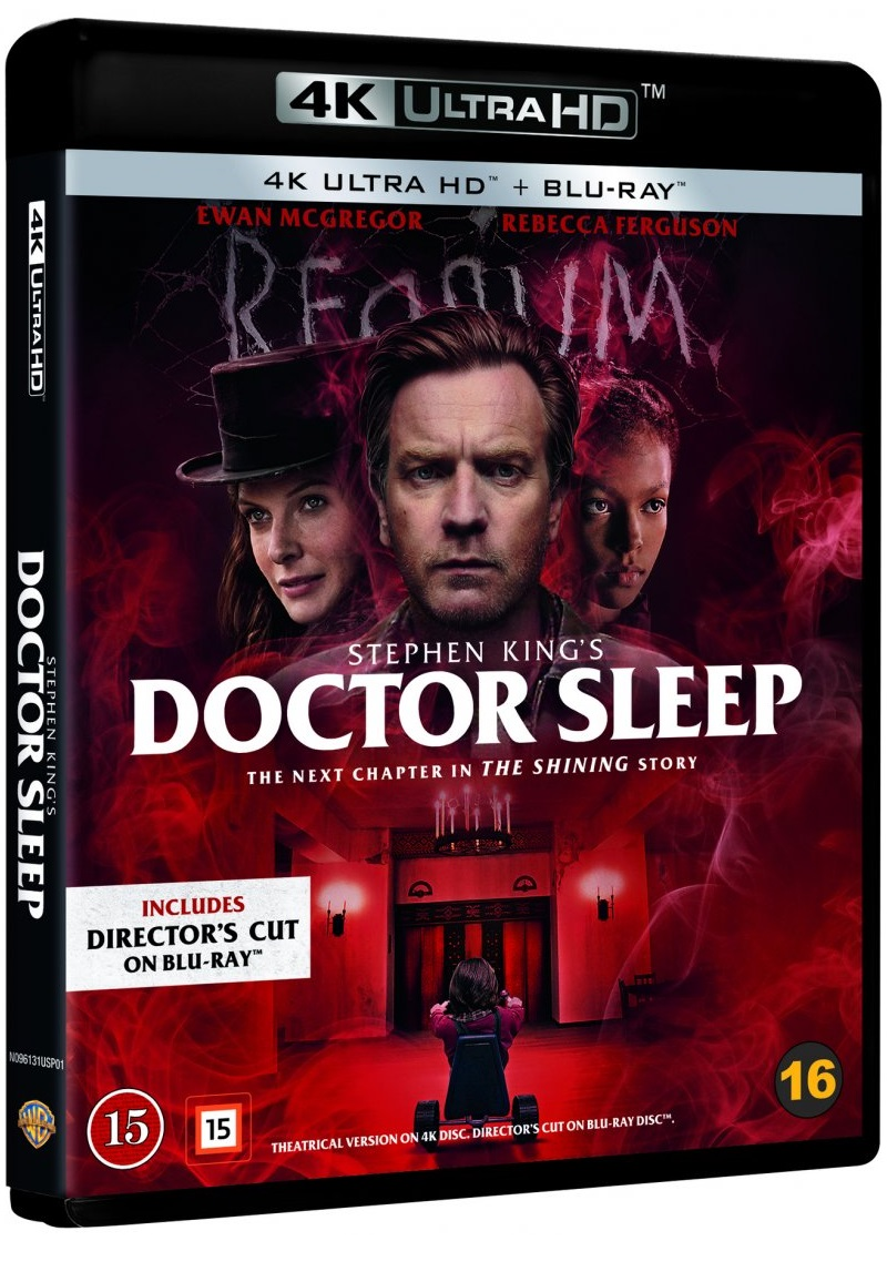 Doctor Sleep -  - Film -  - 7340112751531 - 19/3-2020