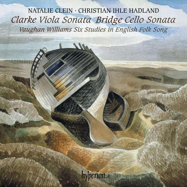 Viola Sonata / Cello Sonata - Natalie Clein - Musik - HYPERION - 0034571282534 - 3/1-2019