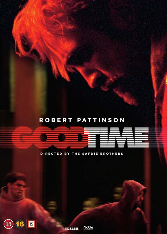 Good Time - Robert Pattinson - Film -  - 5705535059534 - November 2, 2017
