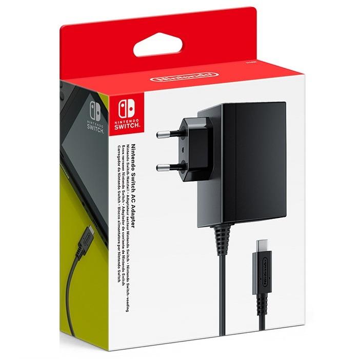 Nintendo Switch-Netzteil.2510666 - Nintendo Switch - Bøger -  - 0045496430535 -