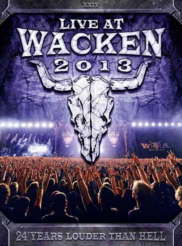 Live at Wacken 2013 -  - Film - UDR - 0825646287536 - July 28, 2014