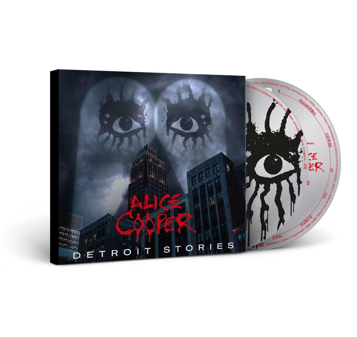 Detroit Stories - Alice Cooper - Musik -  - 4029759156536 - February 26, 2021
