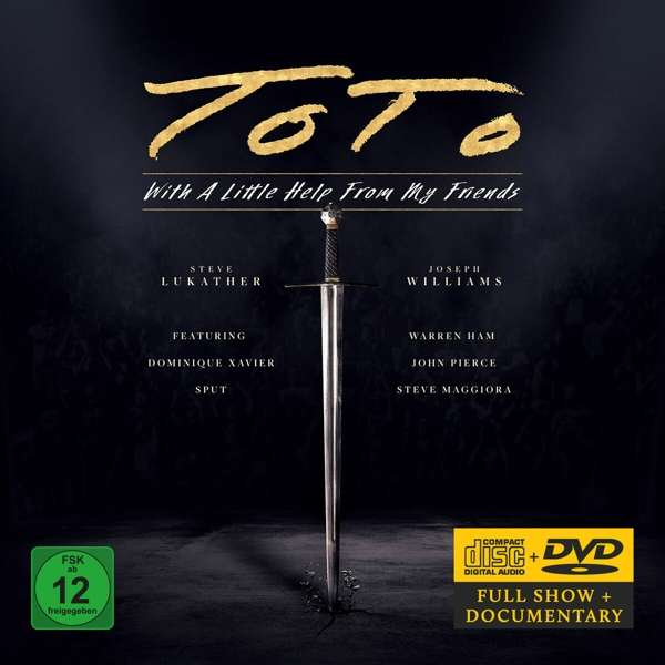 With a Little Help from My Friends - Toto - Musik - PLAYERS CLUB - 0810020504538 - June 25, 2021