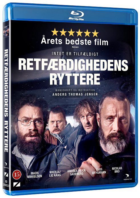 Retfærdighedens Ryttere -  - Film -  - 5708758725538 - June 10, 2021