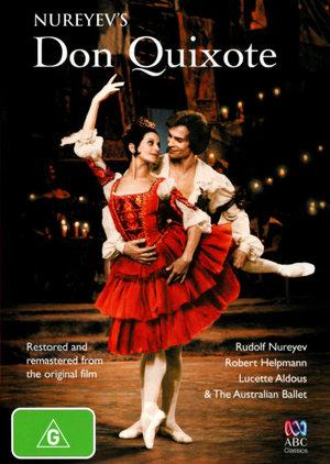 Don Quixote - Helpmann Nureyev & Australian Ballet - Film - UNIVERSAL - 0044007628539 -