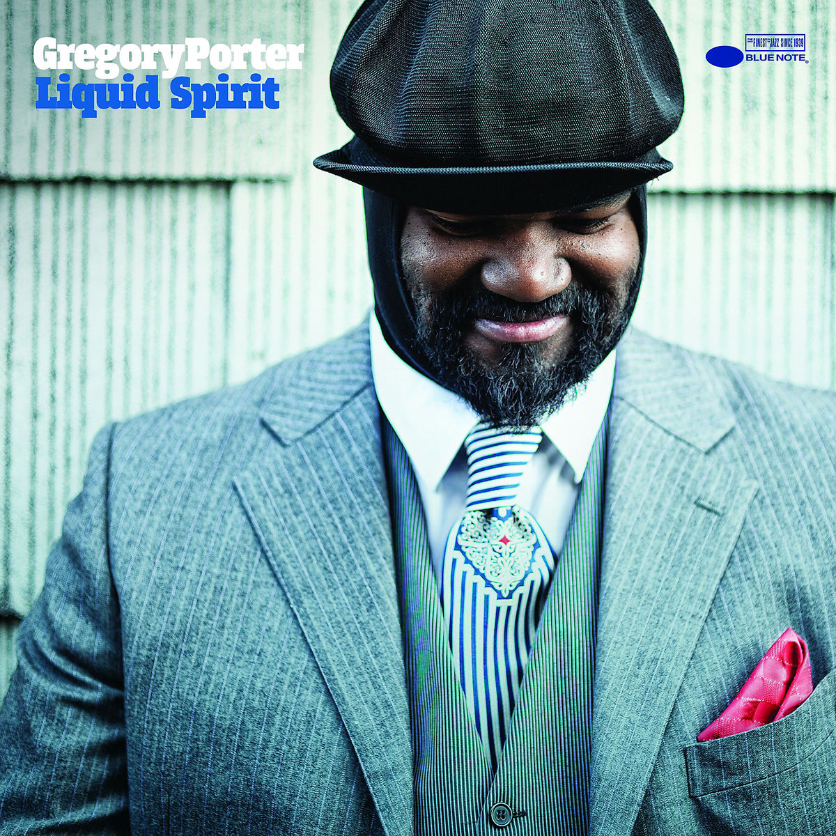 Liquid Spirit - Gregory Porter - Musik - BLUE NOTE - 0602537431540 - 2/9-2013