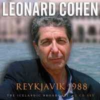 Reykjavik 1988 - Leonard Cohen - Musik - LEFTFIELDM - 0823564032542 - June 5, 2020