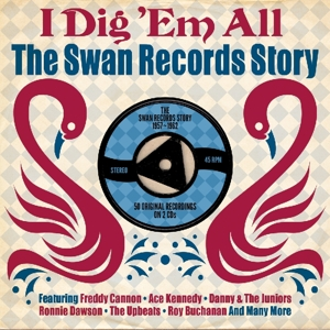 I Dig 'em All-swan Records Story - V/A - Musik - ONE DAY MUSIC - 5060255182543 - June 24, 2014
