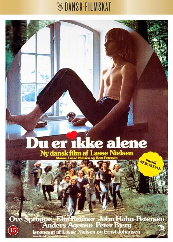 Du Er Ikke Alene -  - Film - Nordisk Film - 5708758688543 - 15/5-2020