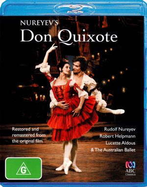 Don Quixote -  - Film -  - 0044007628546 -